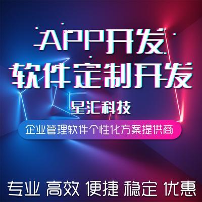 办公OA软件开发程序定制ERP进销存财务系统会员管理企业app公众号