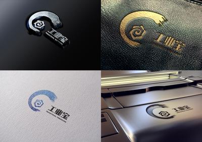 公司企业品牌vi全套VI设计餐饮vis视觉识别系统形象手册毕业设计